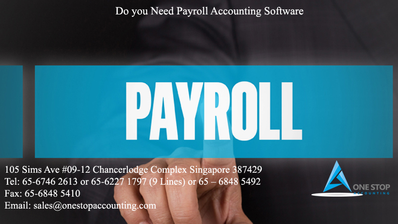 Do you Need Payroll Accounting Software