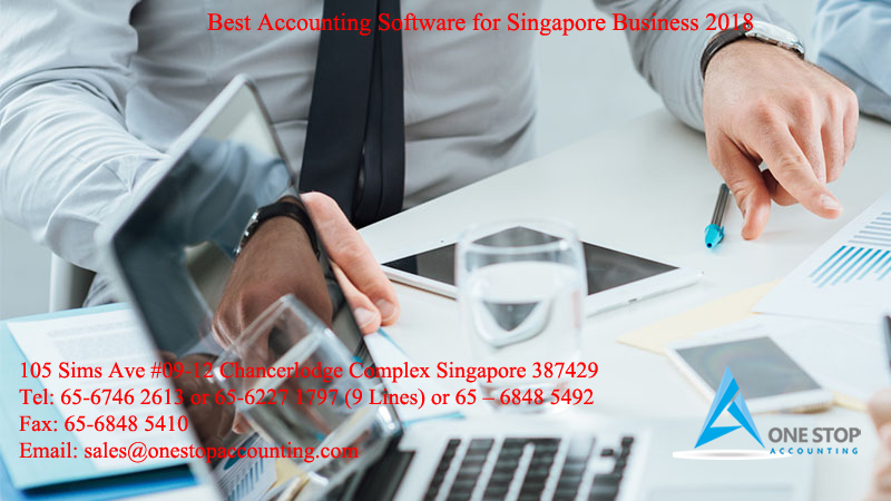 Best Accounting Software for Singapore Business 2018