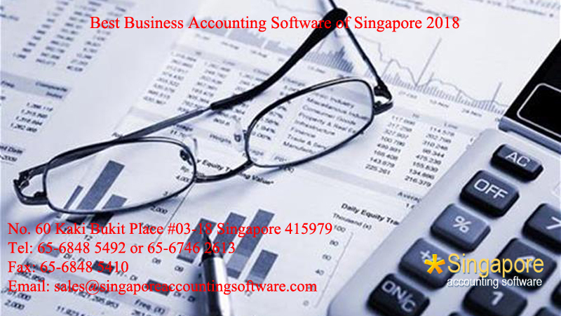 Best Business Accounting Software of Singapore 2018