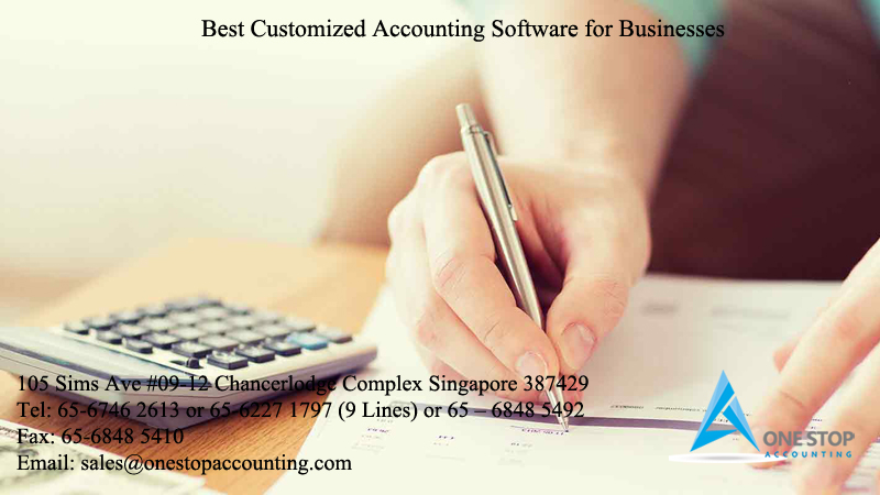 Best Customized Accounting Software for Businesses
