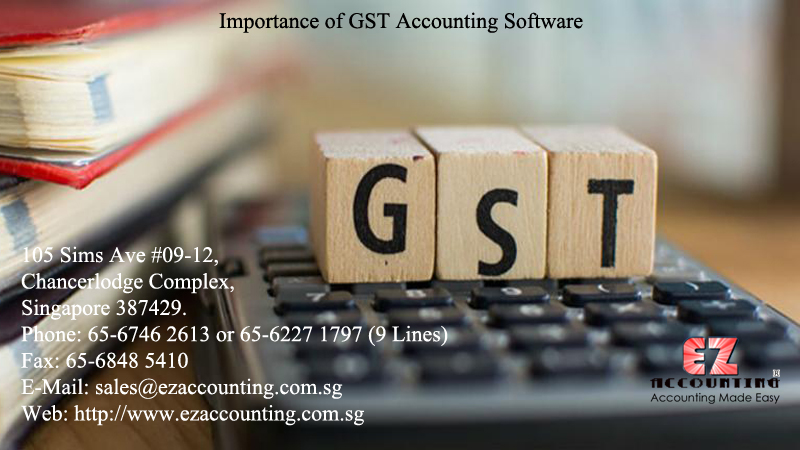 GST Accounting Software