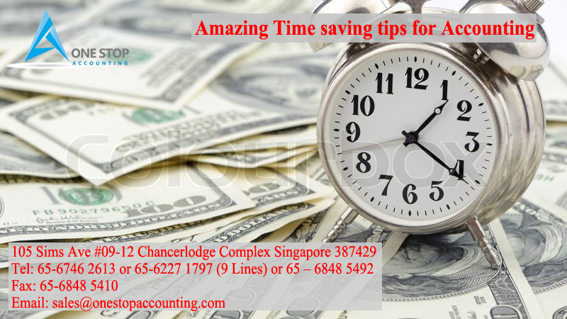 Amazing Time saving tips for Accounting