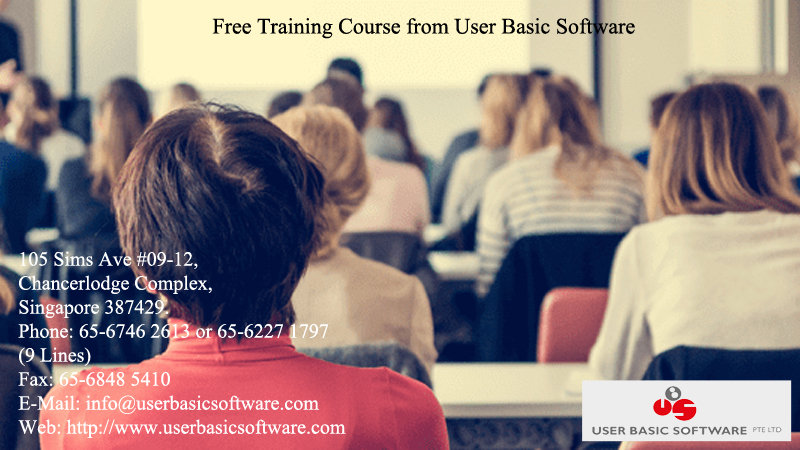 Free Training Course from User Basic Software