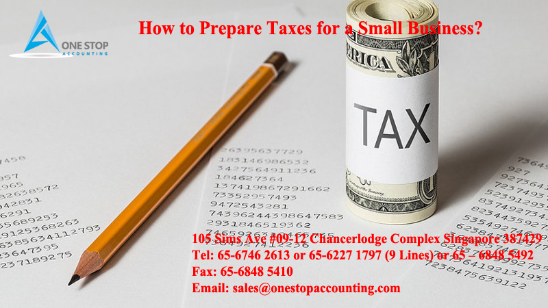 How to Prepare Taxes for a Small Business
