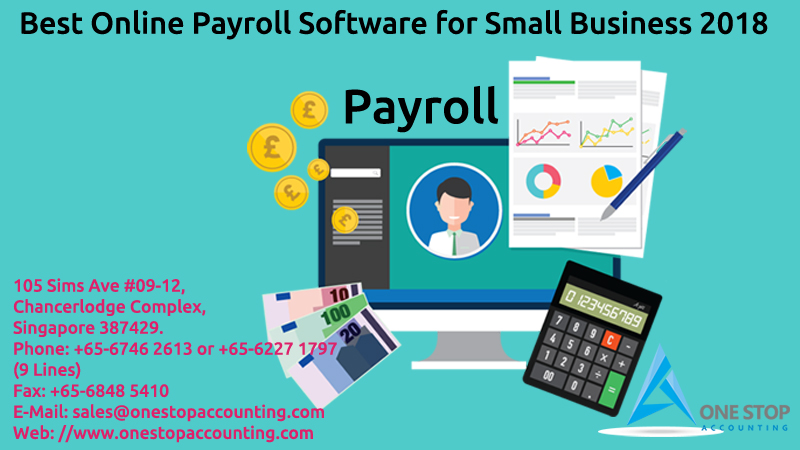 Best Online Payroll Software for Small Business 2018