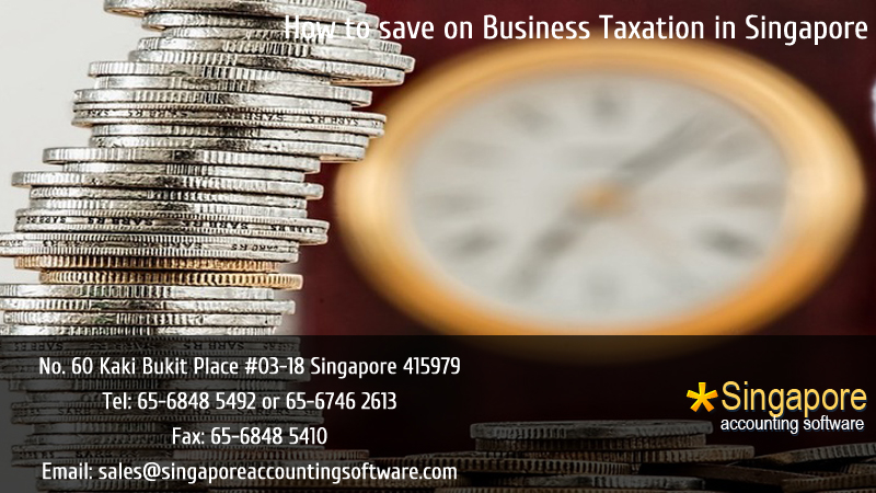 How to save on Business Taxation in Singapore