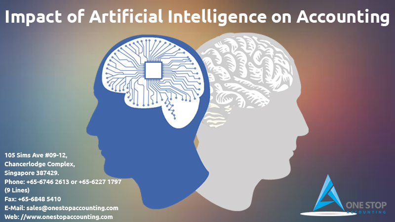 Impact of Artificial Intelligence on Accounting