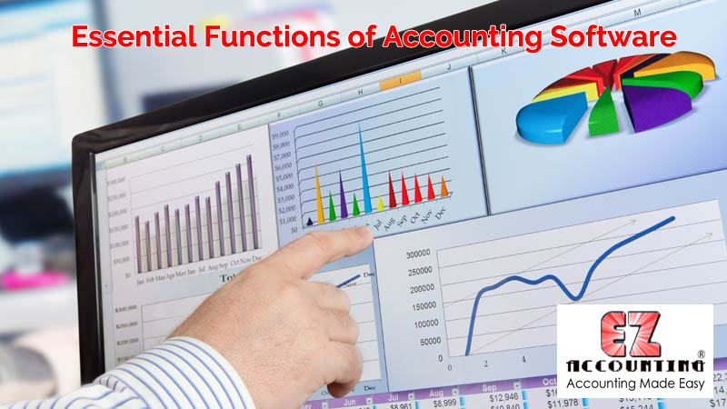 Essential Functions of Accounting Software