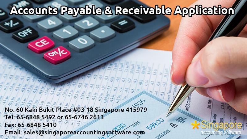 Accounts Payable & Receivable Application