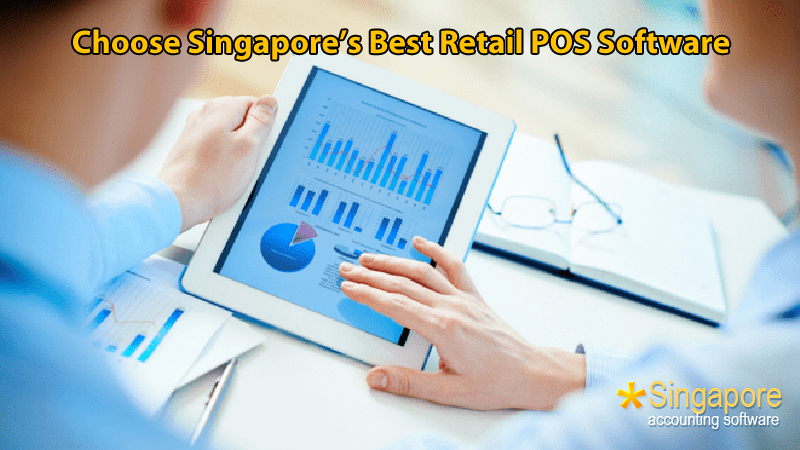 Choose Singapore's Best Retail POS Software