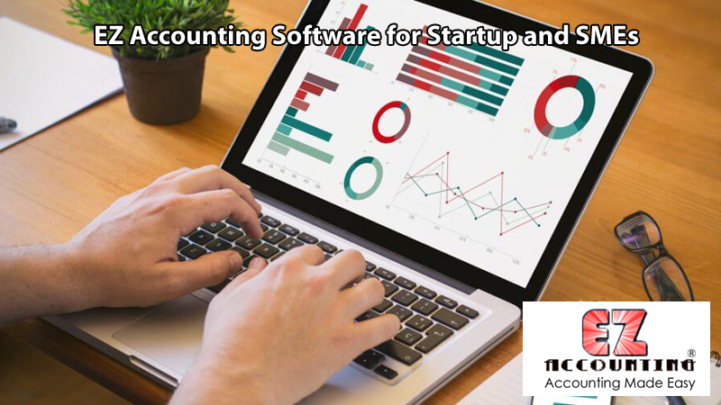 EZ Accounting Software for Startup and SMEs