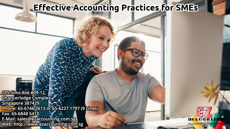 Effective Accounting Practices for SMEs
