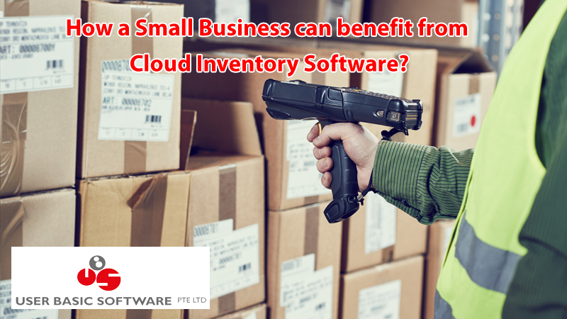 How a Small Business can benefit from Cloud Inventory Software