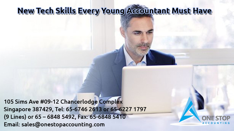 New Tech Skills Every Young Accountant Must Have