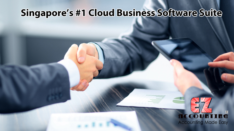 Singapore's #1 Cloud Business Software Suite