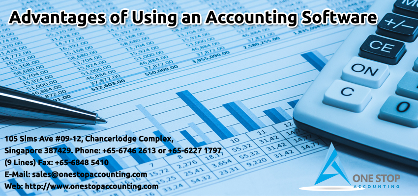 Advantages of Using Accounting Software