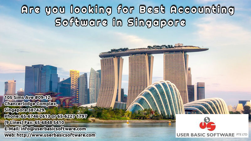 Are you looking for Best Accounting Software in Singapore?