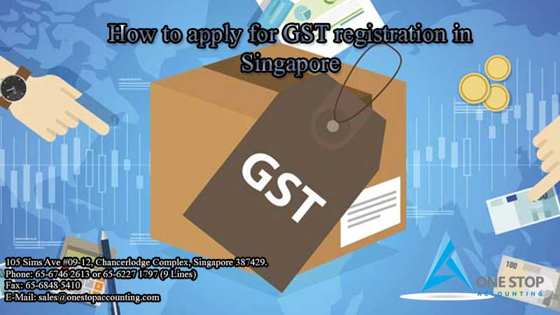How to apply for GST registration in Singapore