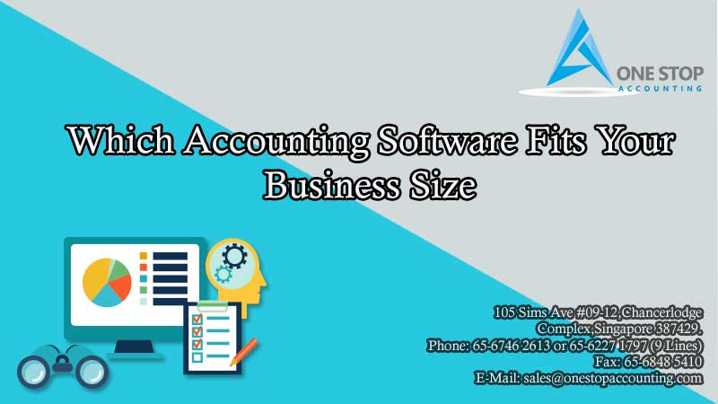 Which Accounting Software Fits Your Business Size?