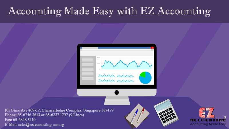 Accounting Made Easy with EZ Accounting
