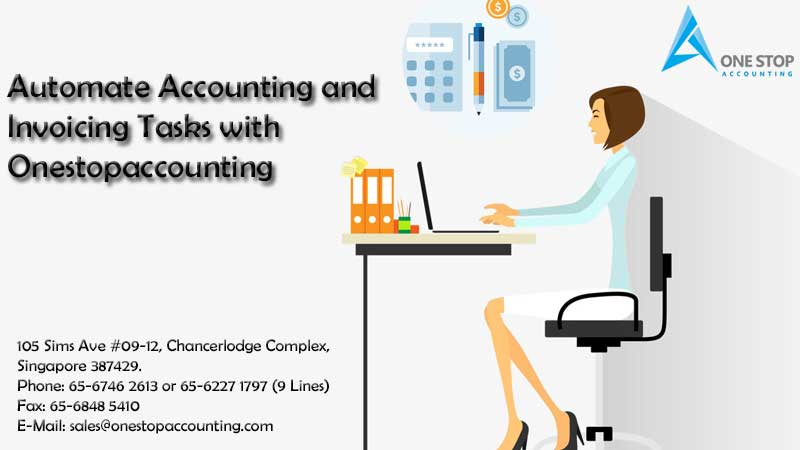 Automate Accounting and Invoicing Tasks with Onestopaccounting