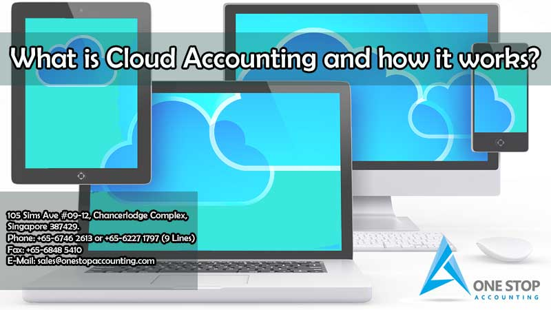 What is Cloud Accounting and how it works?