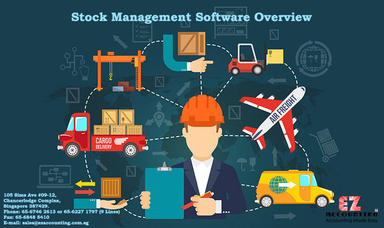 Stock Management Software Overview