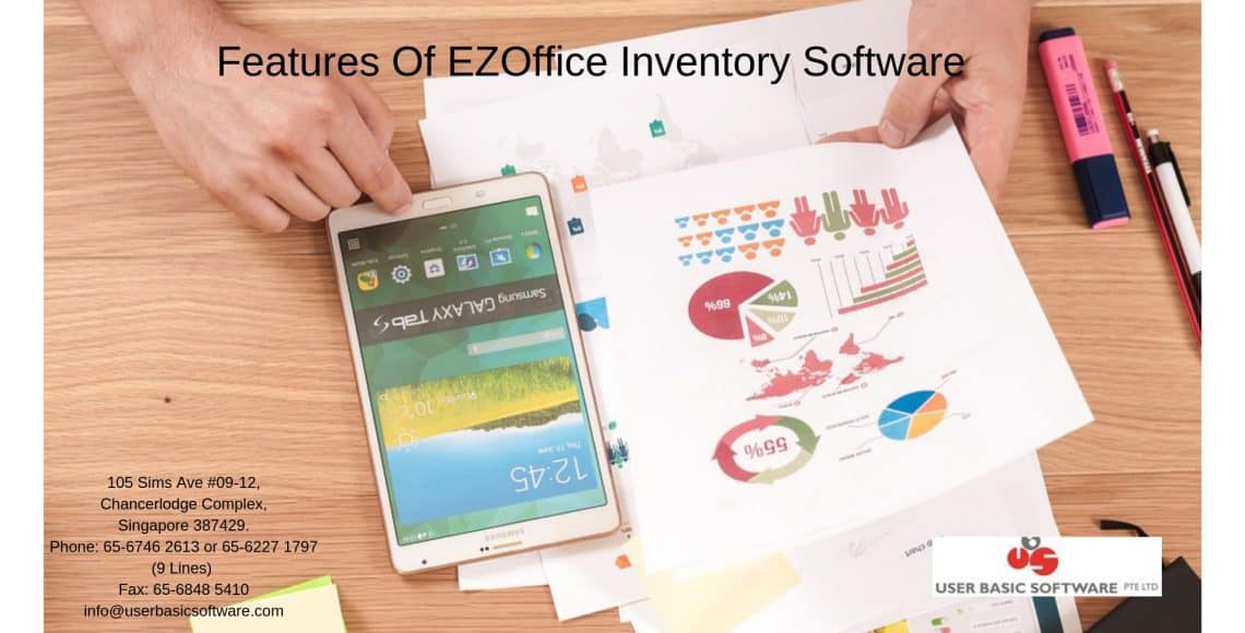 Features Of EZ Office Inventory Software