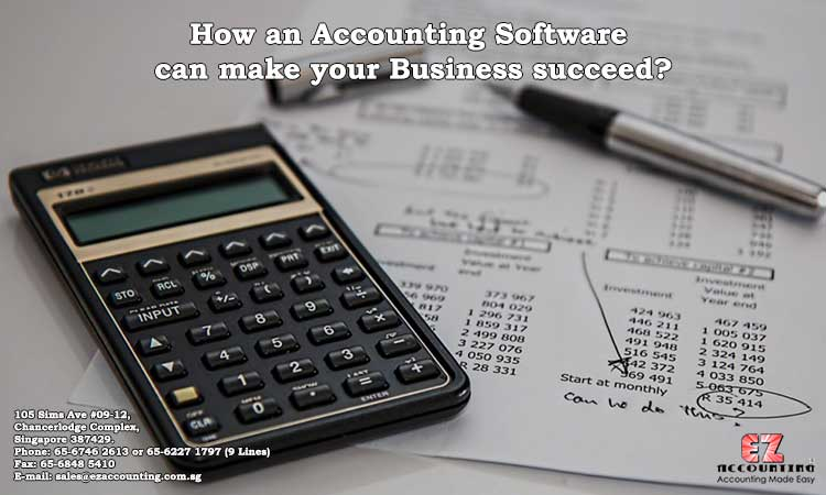 How an accounting software can make your business succeed?