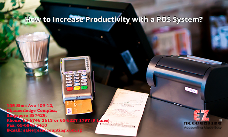 How to Increase Productivity with a POS System?