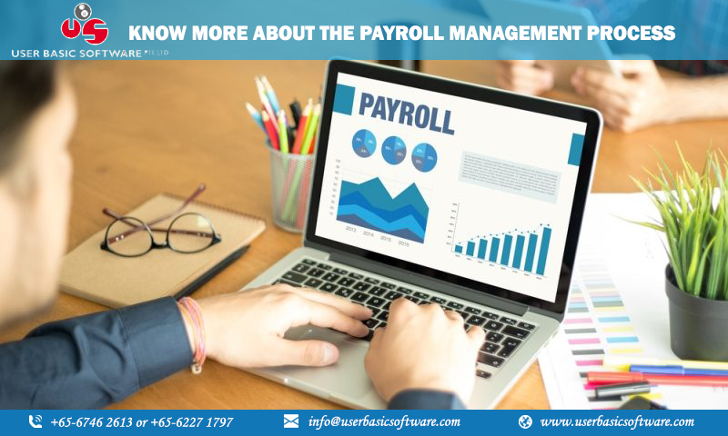 Know More about the Payroll Management Process