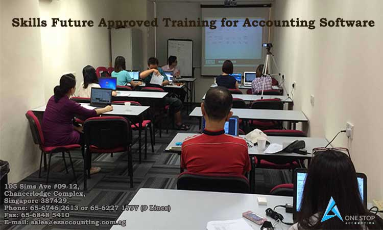 Skills Future Approved Training for Accounting Software