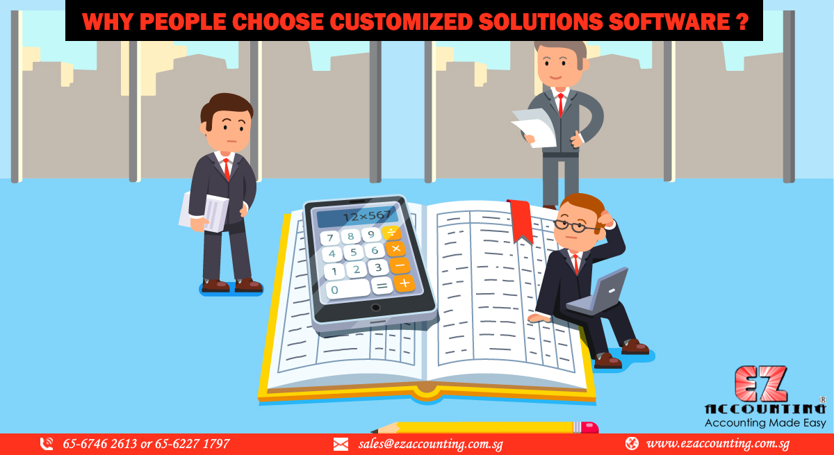 why people choose customized solutions software