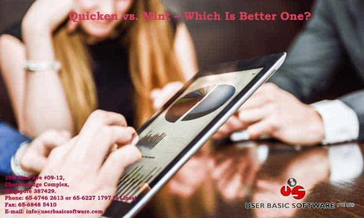 Quicken vs. Mint – Which Is Better One?
