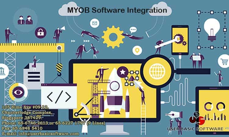 MYOB Software Integration