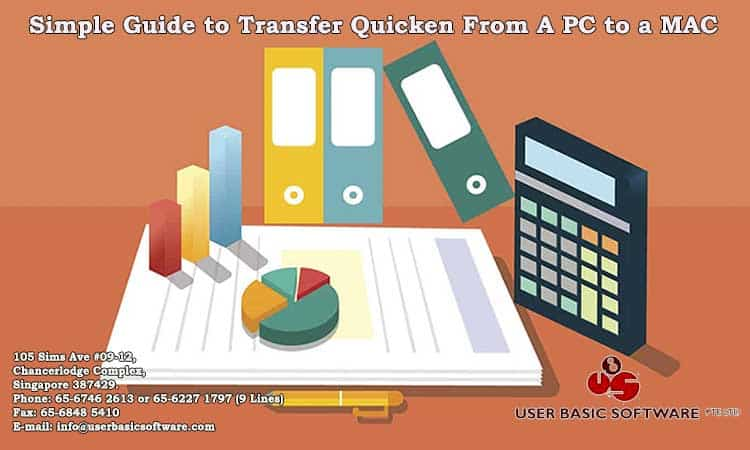 Simple Guide To Transfer Quicken From A PC To A MAC