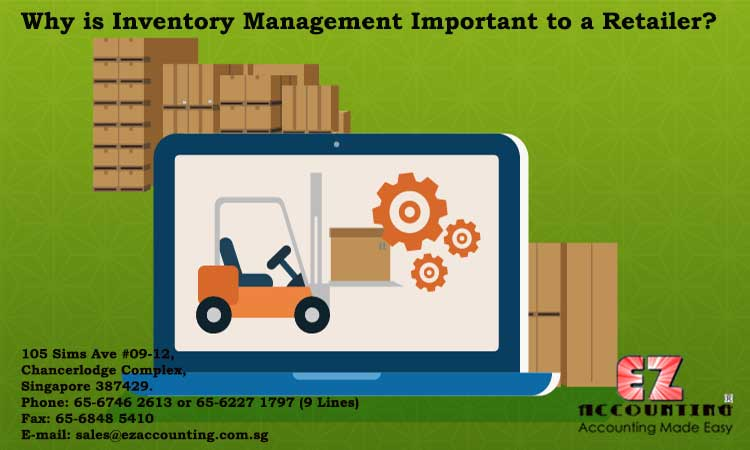 Why is Inventory Management Software Important to a Retailer?