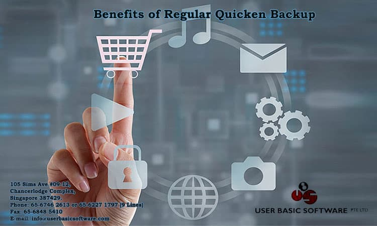 Benefits of Regular Quicken Backup