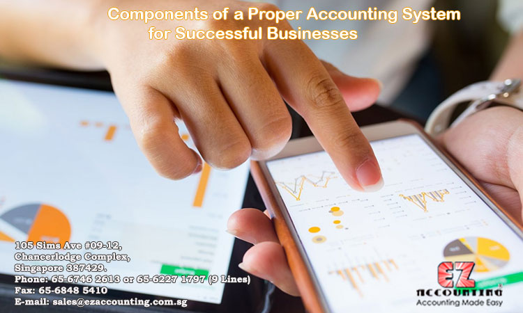 Components of a Proper Accounting System for Successful Businesses