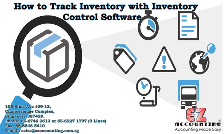 How to Track Inventory with Inventory Control Software