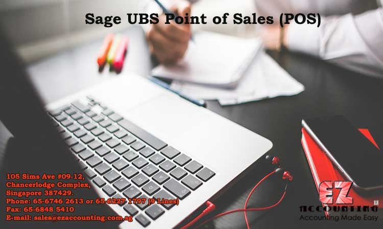 Sage UBS Point of Sales POS