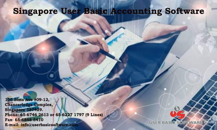 Singapore User Basic Accounting Software