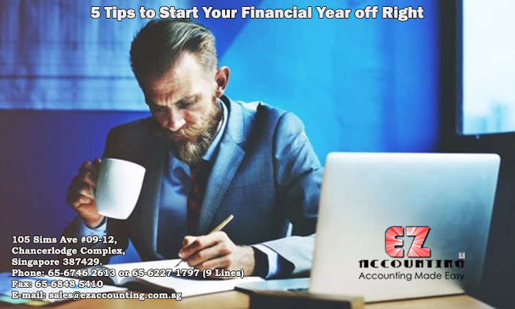 5 Tips to Start Your Financial Year Off Right
