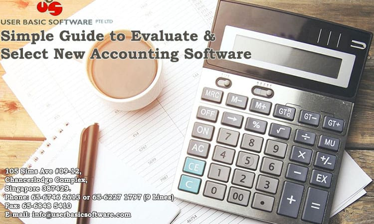 Simple Guide To Evaluate & Select New Accounting Software