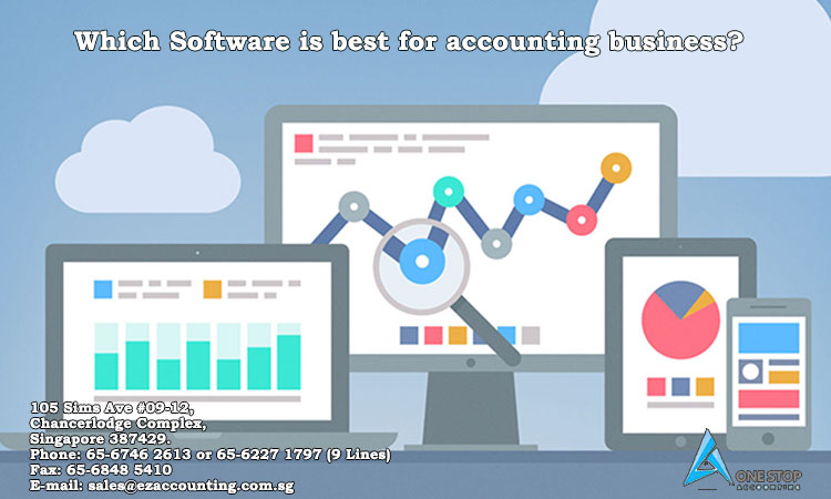 Which Software is best for accounting business?