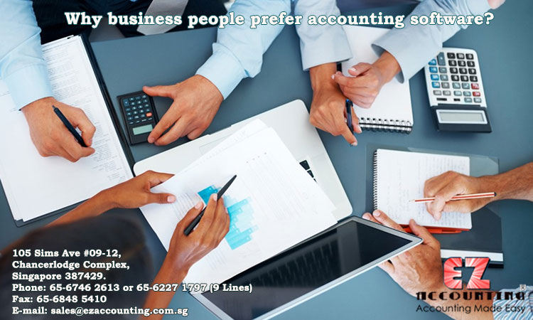 Why Business People Prefer Accounting Software?