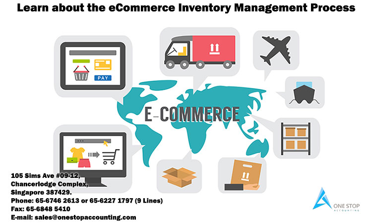 Learn about the eCommerce Inventory Management Process