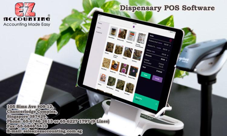 Dispensary POS Software
