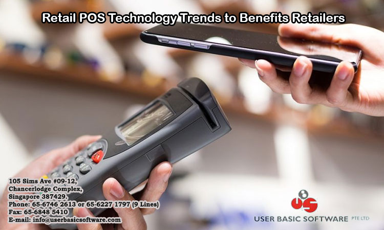 Retail POS Technology Trends to Benefits Retailers