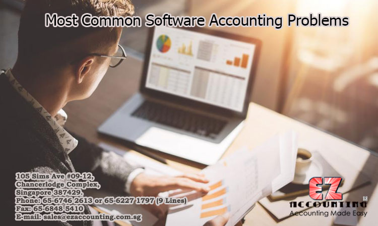 Most Common Software Accounting Problems
